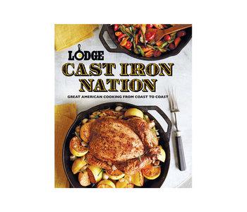 LODGE Cast Iron Nation Cookbook