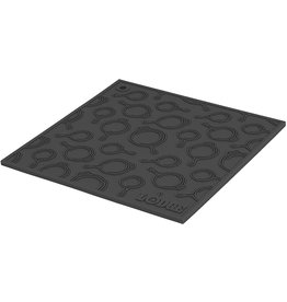 Counseltron LODGE Trivet Skillet Pattern Black