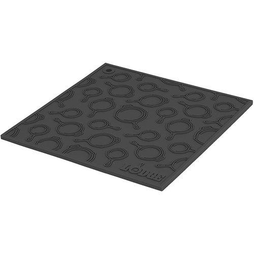 Lodge LODGE Trivet Skillet Pattern Black