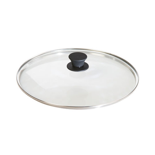 Lodge LODGE Glass Lid with Silicon Knob 10.25""
