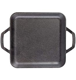 Lodge LODGE Skillet Square Griddle Pan 11""