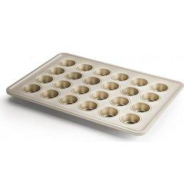 Danesco OXO PRO Mini Muffin Pan 24 Cup Non-Stick