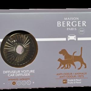 Lampe Berger LAMPE BERGER CAR DIFFUSER ANIMAL (FRUITY & FLORAL)