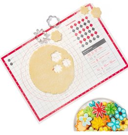 OXO OXO Silicone Pastry Mat 17.5 x 24.5""