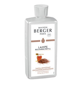 Lampe Berger LAMPE BERGER Fragrance 500 mL Enchanting Sandalwood