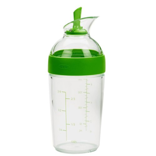 OXO OXO Little Salad Dressing Shaker 1cup/250ml