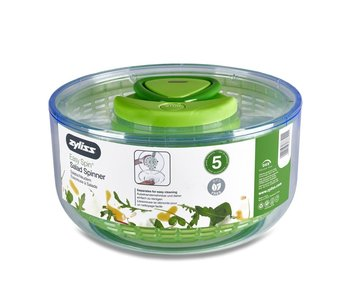 ZYLISS EASY SPIN SALAD SPINNER GREEN