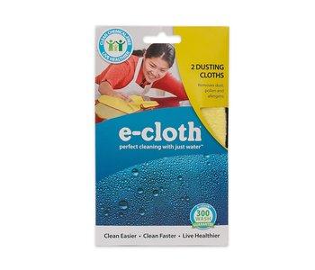 Dusting Cloth Set of 2 E-CLOTH