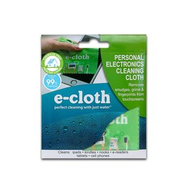 E-Cloth Inc. PERSONAL ELECTRONICS CLEANING E-CLOTH