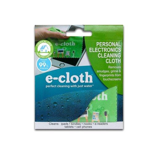 E-Cloth Inc. PERSONAL ELECTRONICS CLEANING E-CLOTH