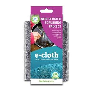 E-Cloth Inc. NON-SCRATCH SCRUBBING PAD/ SET OF 2 E-CLOTH