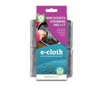 NON-SCRATCH SCRUBBING PAD/ SET OF 2 E-CLOTH