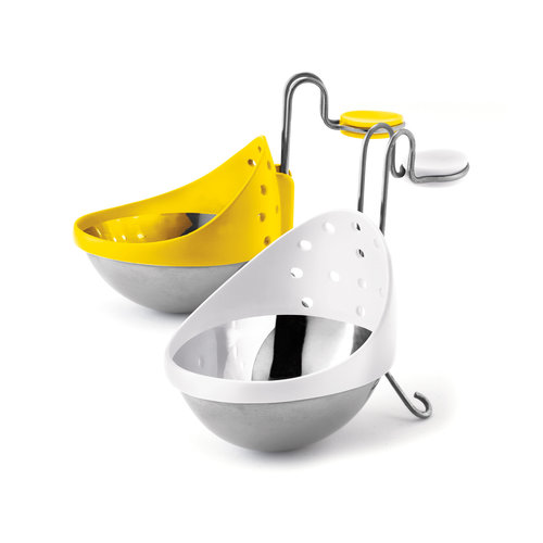 Cuisipro CUISIPRO Egg Poacher S/S/Set of 2
