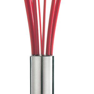 Cuisipro CUISIPRO Paddle Egg Whisk Red Silicone