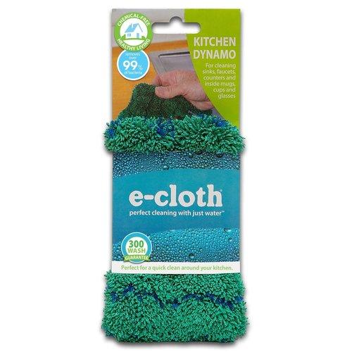 E-Cloth Inc. KITCHEN WHIZZ / DYNAMO E-Cloth