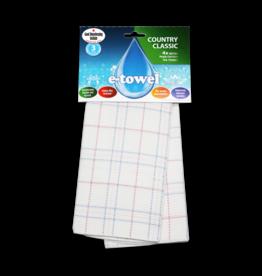 E-Cloth Inc. E-TOWEL COUNTRY CLASSIC