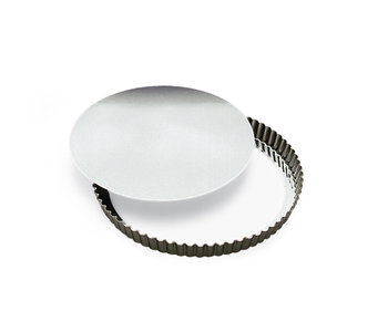 """GOBEL Quiche Mold Fluted 10"""""""