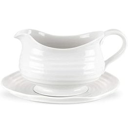 Royal Selangor Portmeirion SOPHIE Gravy boat with saucer