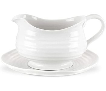 SOPHIE Gravy boat with saucer