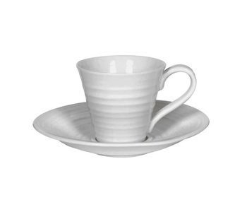 Sophie Espresso Cup and Saucer (one each)