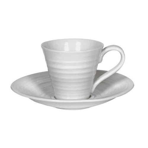 Sophie Conran Sophie Espresso Cup and Saucer (one each)