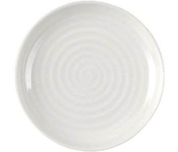 """SOPHIE appetizer plate coupe 4"""""""