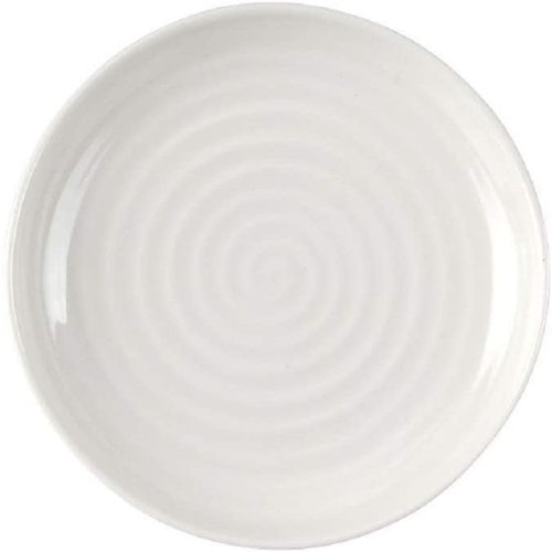 "Sophie Conran SOPHIE appetizer plate coupe 4"""