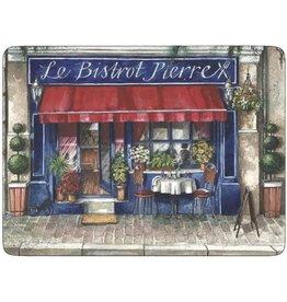 Royal Selangor Portmeirion Placemats Cafe de Paris Set/4 Pimpernel