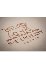 "Peugeot APPOLIA Ecru Tart Dish 11.5"""