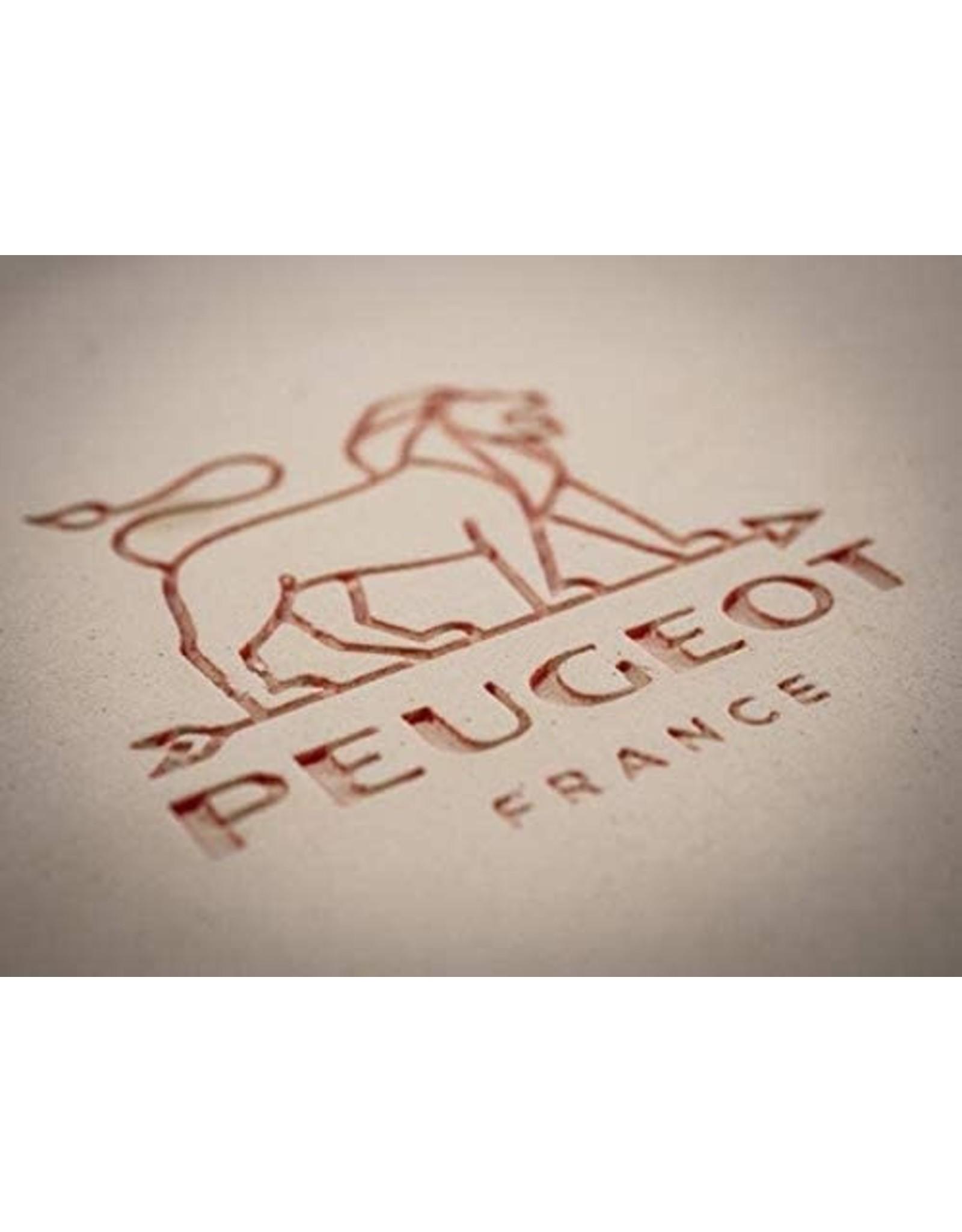 "Peugeot APPOLIA Ecru Round Baker 8.75"""