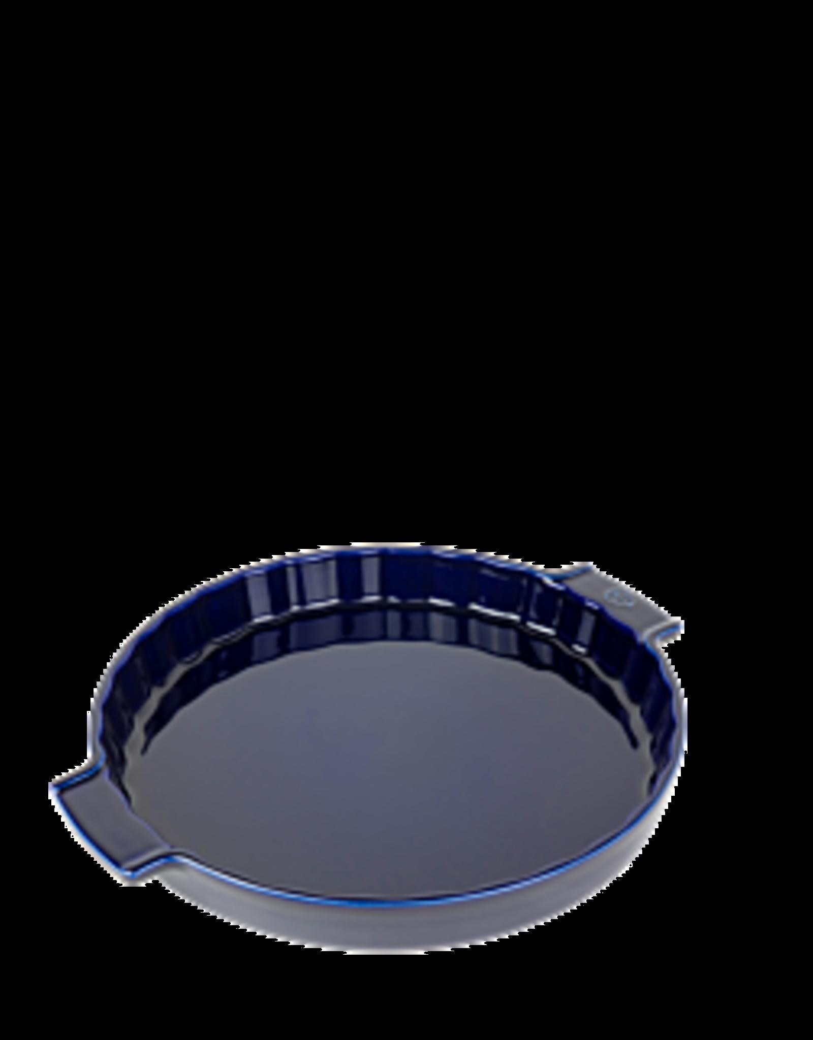"""Peugeot APPOLIA Blue Tart Dish 11.5"""""""