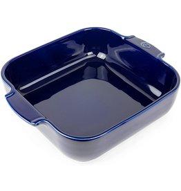 "Peugeot APPOLIA Blue Square Baker 8.75"""
