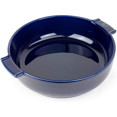 """Peugeot APPOLIA Blue Round Baker 8.75"""""""