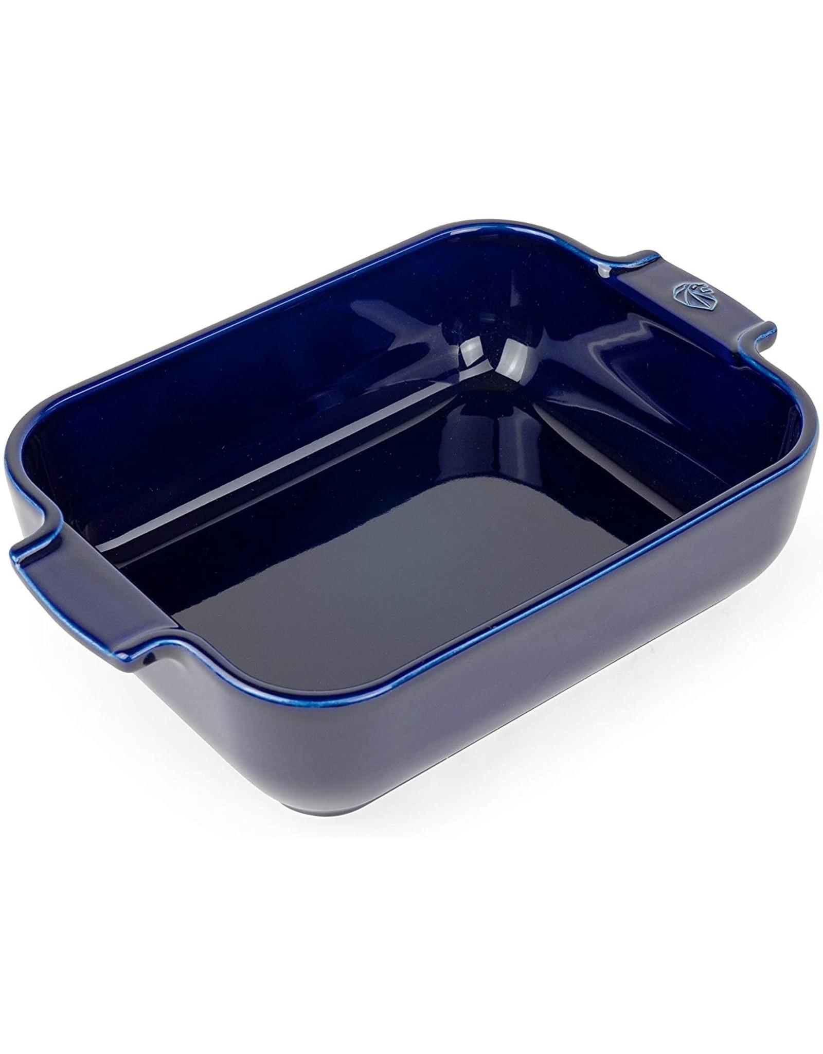 """Peugeot APPOLIA Blue Rectangular Baker 13"""""""