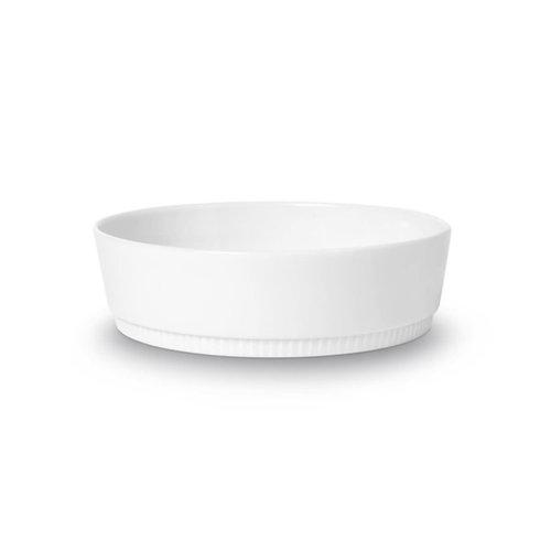 "PILLIVUYT PILLIVUYT TOULOUSE Round Gratin Dish 7.75"" / 1 qt."