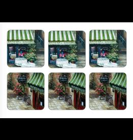 Royal Selangor Portmeirion Coasters Trattoria/ Set of 6