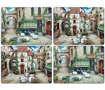 Placemats Trattoria Set/4
