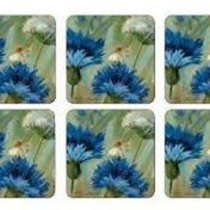 Pimpernel Coasters Fleur Des Champs Set/6