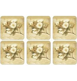 Royal Selangor Portmeirion Coasters Sugar Magnolia/ Set of 6