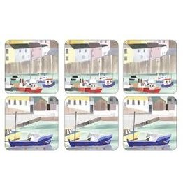 Royal Selangor Portmeirion Coasters Harbour/ Set of 6