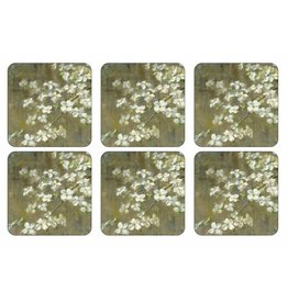 Royal Selangor Portmeirion Coasters Dogwood in spring Set/6