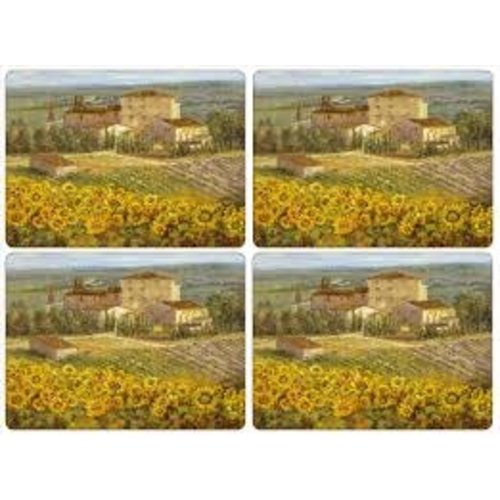 Pimpernel Placemats Tuscany Set/4