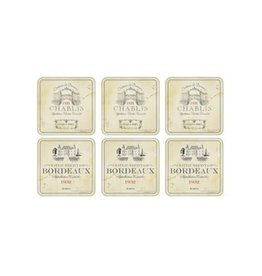 Royal Selangor Portmeirion Coasters Vin De France Set/6