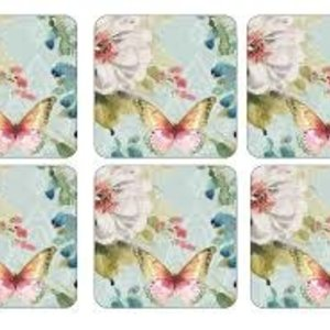 Pimpernel Coasters Colourful Breeze Set/6
