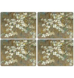 Royal Selangor Portmeirion Placemats Dogwood in Spring Set/4
