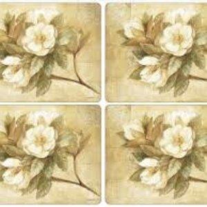 Pimpernel Placemats Sugar Magnolia Set/4