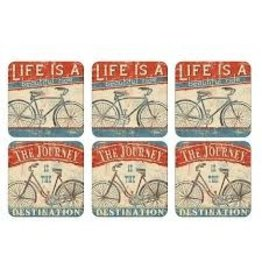 Royal Selangor Portmeirion Coasters Beautiful Ride Set of 6