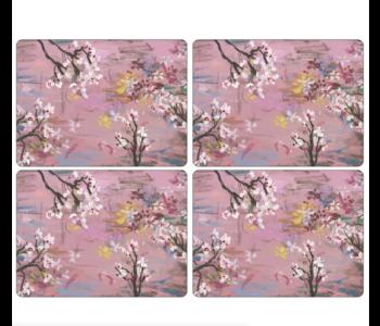 Placemats Emerging Spring set/4