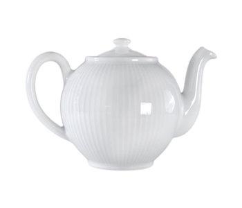 PILLIVUYT Plisse Teapot Large
