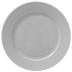 """PILLIVUYT PILLIVUYT Plisse Plate Dinner 10.25"""" EUROPEAN SIZE"""